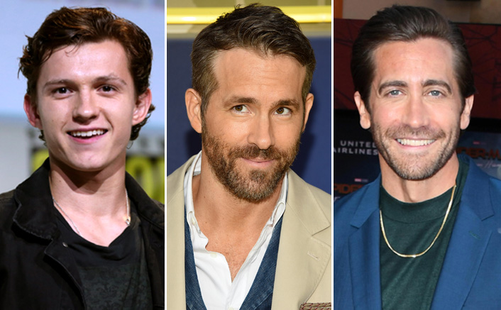 Tom Holland, Jack Gyllenhaal Take The T-Shirt Challenge But Ryan Reynolds' Rejection Wins The Internet