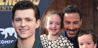Tom Holland Surprises Jimmy Kimmel's 3-Year-Old Son In The Most Unimaginable AVATAR Ever