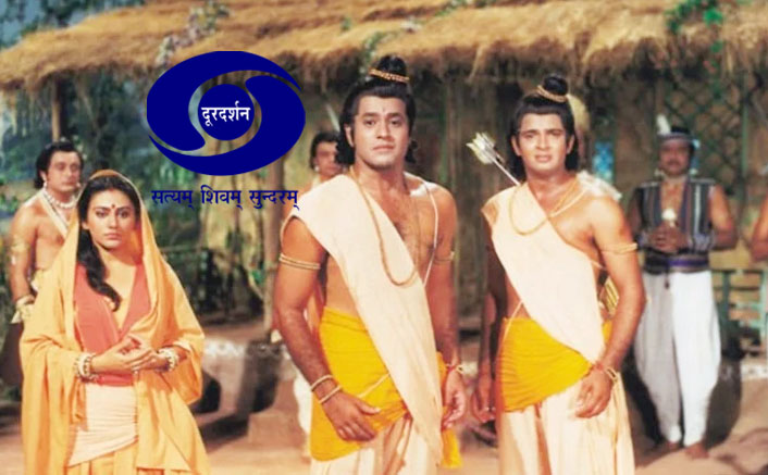 UNBELIEVABLE! Doordarshan Witnessed A Jump Of 40000% In Viewership Due To Ramayan & Other Rerunning Shows