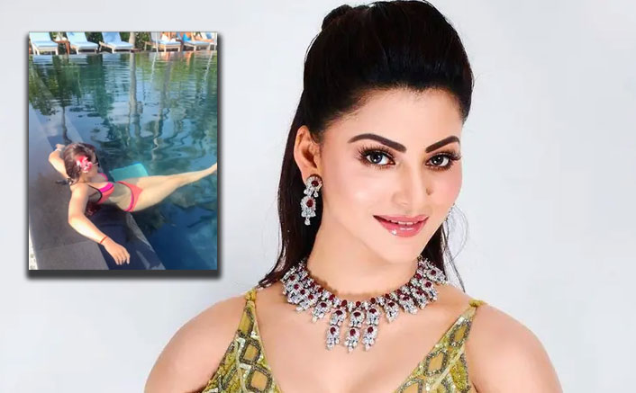 Urvashi Rautela Gets Trolled For Repeating Same Bikini, A User Asks Her To Buy A New One