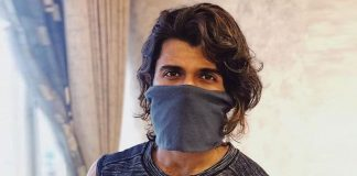 Vijay Deverakonda: Leave medical masks for doctors, go for homemade options