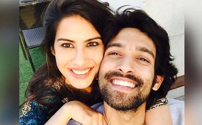 Vikrant Massey gets a beautiful b'day wish from fiancee Sheetal Thakur