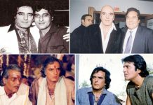 Vinod Khanna & Feroz Khan - True Friends That Lived Together & Coincidentally Died On The Same Day Of 27th April