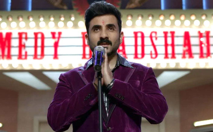 Vir Das excited to be back in fiction space with a strange character