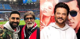 WAIT, WHAT! Anil Kapoor Says He Wants To Bag Roles Rejected By Amitabh Bachchan & Abhishek Bachchan Too