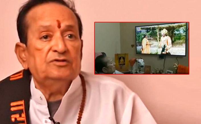 Ramayan: 80-Year-Old Arvind Trivedi AKA Raavan's Reaction On Watching 'Sita Apaharan' On TV Will Melt Your Heart