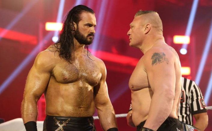 WHAT! Drew McIntyre Did THIS Huge Mistake After Scoring A Victory Over Brock Lesnar At Wrestlemania 36
