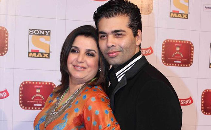 WHAT! Karan Johar REVEALS Farah Khan Once Knocked His Bedroom Door At Mid-Night & Here's What Happened
