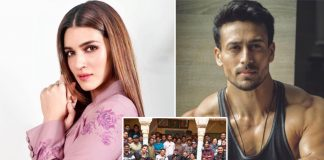 WHAT! Kriti Sanon To Feature In Mr. & Mrs. Smith Hindi Remake Alongside Tiger Shroff? This Is What She Has To Say