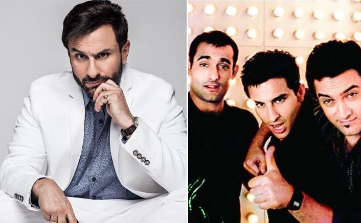 "WHAT! Saif Ali Khan REVEALS An Interesting Fact On Dil Chahta Hai: ""People Were Taking Aamir Khan & Akshaye Khanna…"""