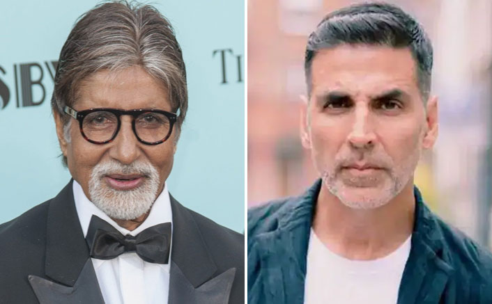 When Akshay Kumar paired up with Amitabh Bachchan and two endings were shot for the heist thriller