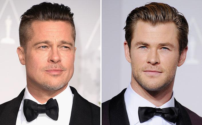 When Avengers: Endgame Actor Chris Hemsworth AKA Thor Found His Superhero In Brad Pitt!