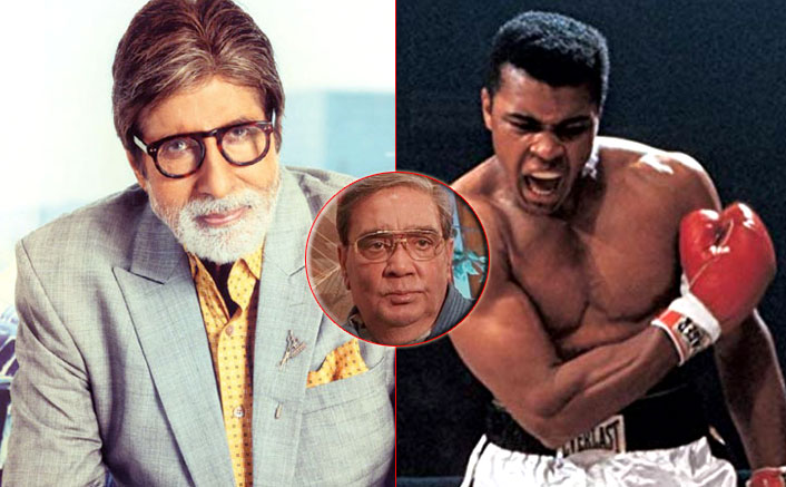 When Big B and Muhammad Ali almost co-starred in a Prakash Mehra film