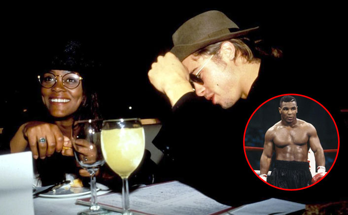 When Brad Pitt Was Double Dating & Got Caught Having S*x With Mike Tyson's Wife