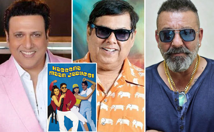 When Govinda & David Dhawan Teamed Up With Sanjay Dutt To ...