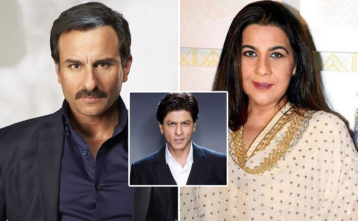 "When Saif Ali Khan Was Almost Bankrupt After Divorce: ""I'm Supposed To Give Amrita Rs 5 Crore; I'm Not Shah Rukh Khan"""