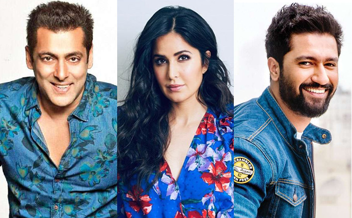"When Salman Khan Woke Up Hearing Katrina Kaif's ""Himmat Nahi Hai"" To Vicky Kaushal's Marriage Proposal!"
