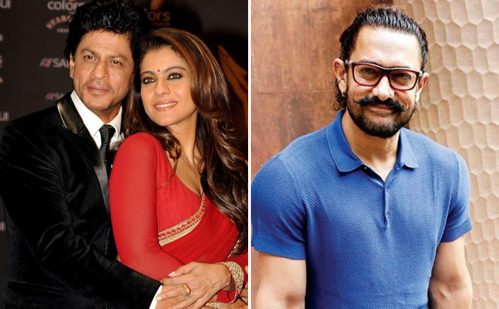 "When Shah Rukh Khan Told Aamir Khan About Kajol: ""She Is Very Bad, No Focus, You Will Not Be Able To…"""
