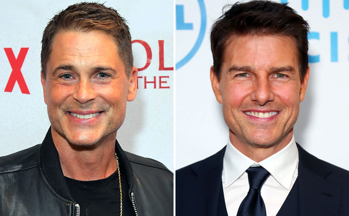 When Tom Cruise Went Ballistic About Sharing NYC Hotel Room With The Outsiders Co-Star Rob Lowe