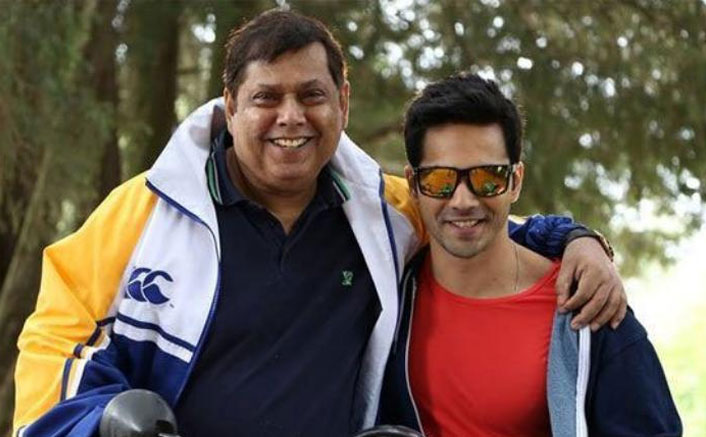 When Varun Dhawan paired up with dad David Dhawan for the first time and delivered a successful comedy