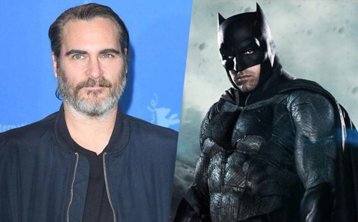 WHAT! Joker Fame Joaquin Phoenix Was Earlier Supposed To Play Batman