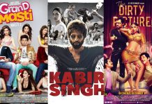 With 278.24 Crores, Kabir Singh Is The Top Adult Grosser Of The Decade; Check Out The Complete Top 10 List