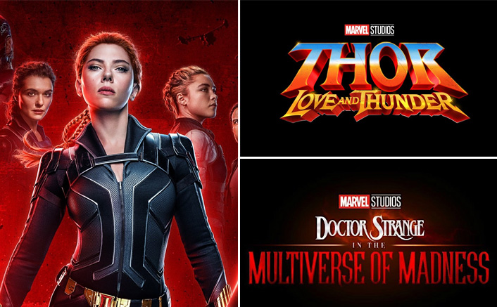 With Black Widow, Thor: Love And Thunder & Other Phase 4 Projects, Here's How Marvel Is Breaking Several Of Its Own Traditions!