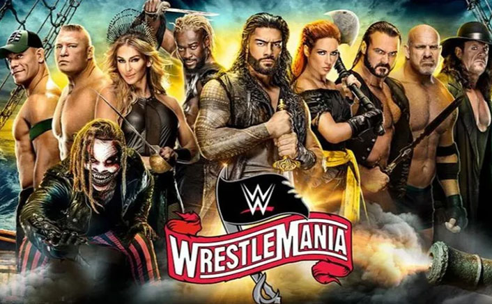 Wrestlemania 36: Unusual Twist To Seth Rollins VS Kevin Owens' Match & Other Results