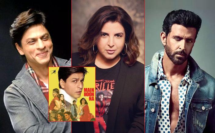 Main Hoon Na Trivia: Farah Khan On Approaching Shah Rukh Khan & Why Hrithik Roshan Opted Out