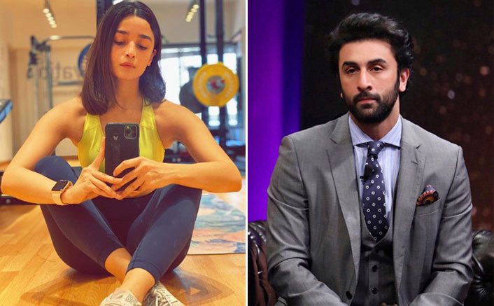 Alia Bhatt Gets Haircut From Her 'Multi-Talented Loved One' & Fans Think It's Ranbir Kapoor!