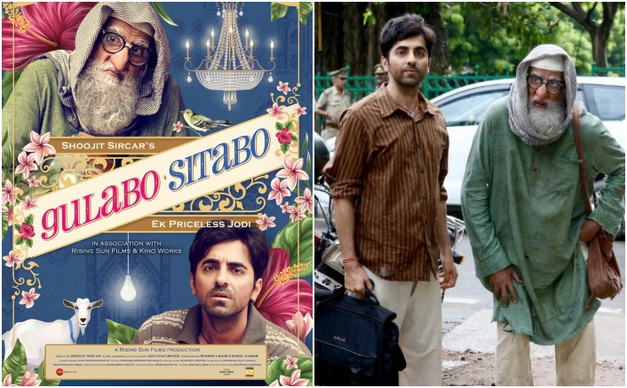 BREAKING! Gulabo Sitabo: Amitabh Bachchan-Ayushmann Khurrana's Film To Officially Release On THIS Date On Amazon Prime