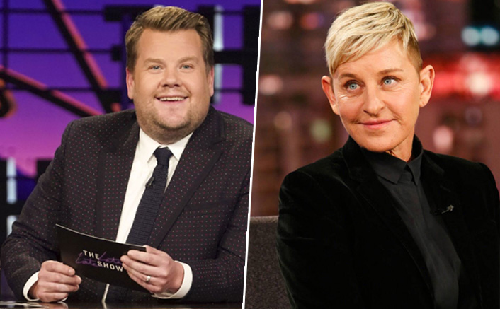 Amid Ellen DeGeneres' Non-Payment Of Dues, James Corden Takes Charge To Pay 60 Employees