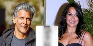Milind Soman & Madhu Sapre's THIS 25-Year-Old N*de Photo Almost Got The Photographer Arrested!