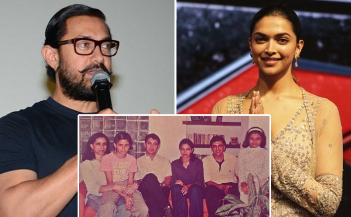 When Aamir Khan Didn't Offer Curd Rice To Awkward & Hunrgy Deepika Padukone!
