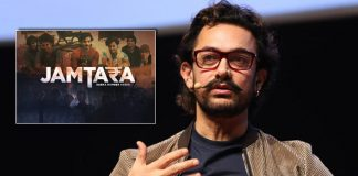 Aamir Khan praising the team of Jamtara for their marvellous performances and a great series