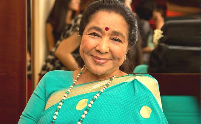 "Asha Bhosle: ""Tough Time Is Teaching Us Of Our Very Own Traditional Indian Culture"""