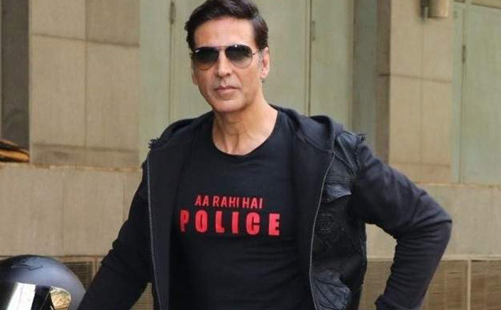 Akshay Kumar wholeheartedly thanks the frontline warriors for working tirelessly for everyone