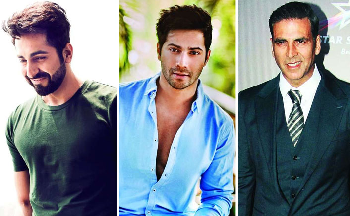 Akshay Kumar, Ayushmann Khurrana, Varun Dhawan & Others Reveal Their Favourite 90s Films: SEE THREAD!
