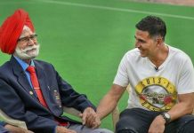 Akshay Kumar mourns demise of hockey legend Balbir Singh Senior
