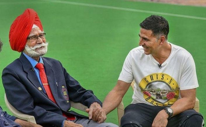 Akshay Kumar Saddened To Hear The Demise Of Hockey Legend Balbir Singh Senior