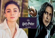 Alia Bhatt narrates and introduces Professor Snape