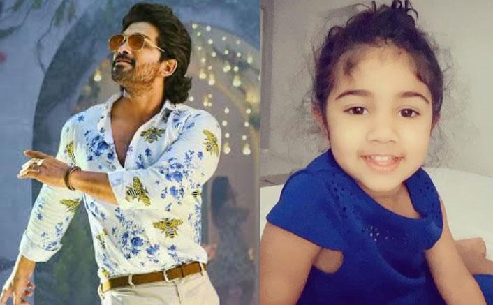Allu Arjun's Daughter Arha Wins Hearts As She Lip-Syncs Butta Bomma, WATCH