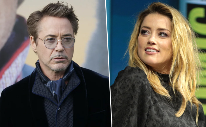 Amber Heard Regarded As 'Uninsurable' Like Robert Downey Jr Post Reports Of Getting Fired From Aquaman 2!