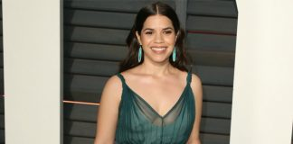 America Ferrera loves motherhood