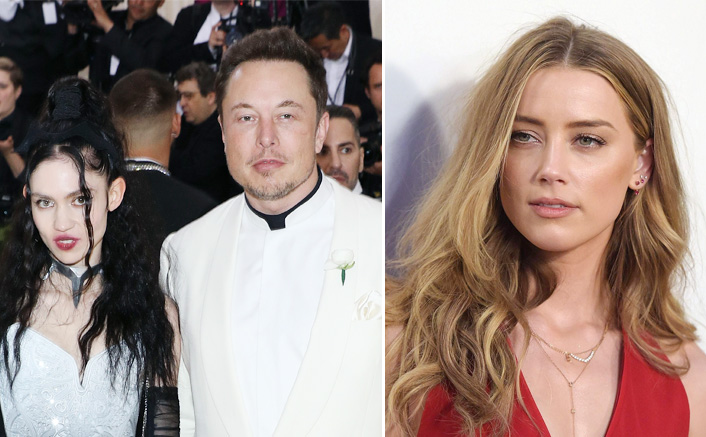Amid Amber Heard Cheating Allegations, Elon Musk &Alleged GF Mama Grimes Welcome First Child & Reveals His Name Too1