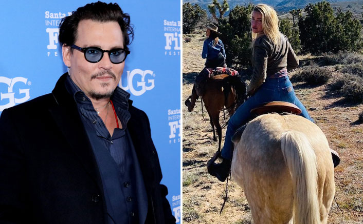 Amid Johnny Depp Libel Case, Amber Heard Says She's In Her 'Happy Place'