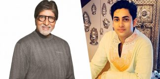 Star of the Millenium, Amitabh Bachchan is one great example of reverse ageing. Despite being of 77, the legendary actor is showing
