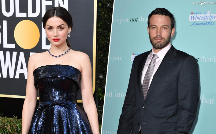 Ana De Armas Admires THESE Qualities Of Beau Ben Affleck & They're Cute AF!
