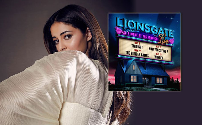 Ananya Panday Praises Lionsgate India's Efforts Of Showcasing Lighthearted Films During Such 'Testing' Times