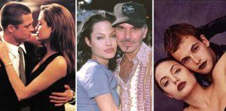 Angelina Jolie & Her Dating Obsession With Co-Stars: Brad Pitt, Jonny Lee Miller & Billy Bob Thornton - PAST TENSE(D)